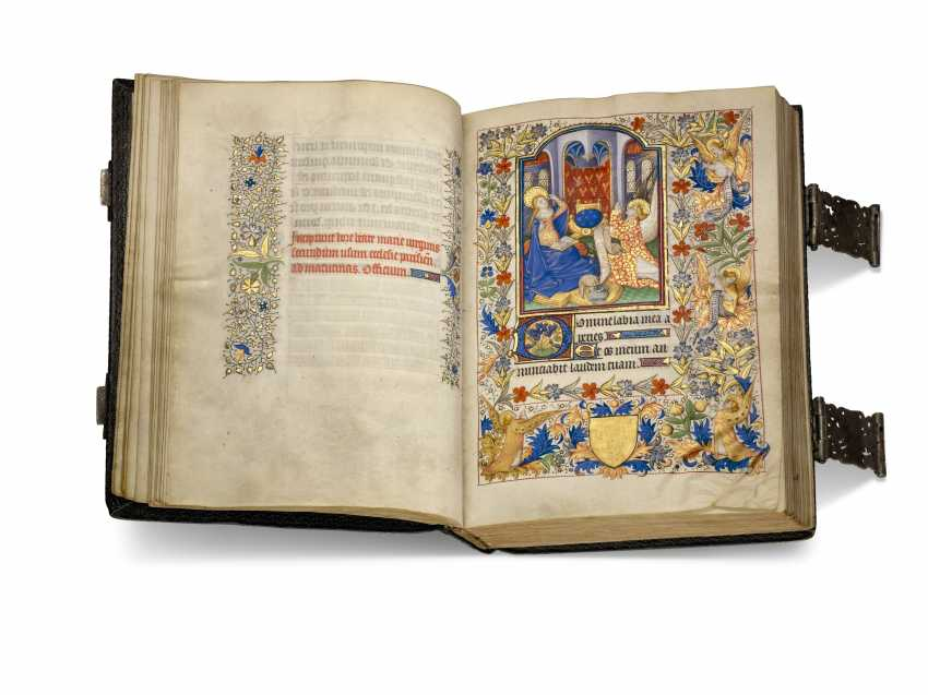 Master of the Paris Bartholomeus Anglicus (active 1430-1450) - photo 1