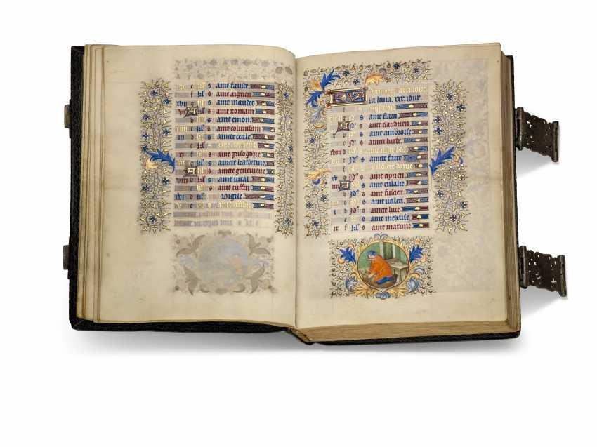 Master of the Paris Bartholomeus Anglicus (active 1430-1450) - photo 4