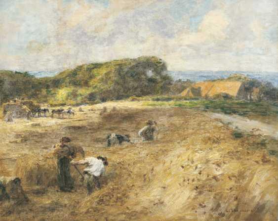 LÉON AUGUSTIN LHERMITTE (FRENCH, 1844-1925) - photo 1