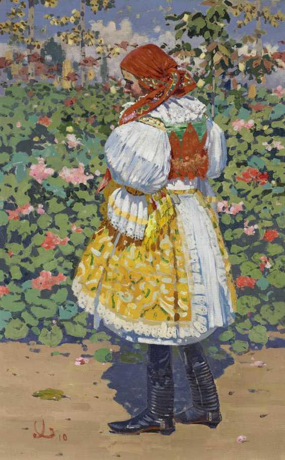 Jo?a Uprka (Czech, 1861-1940) - photo 1
