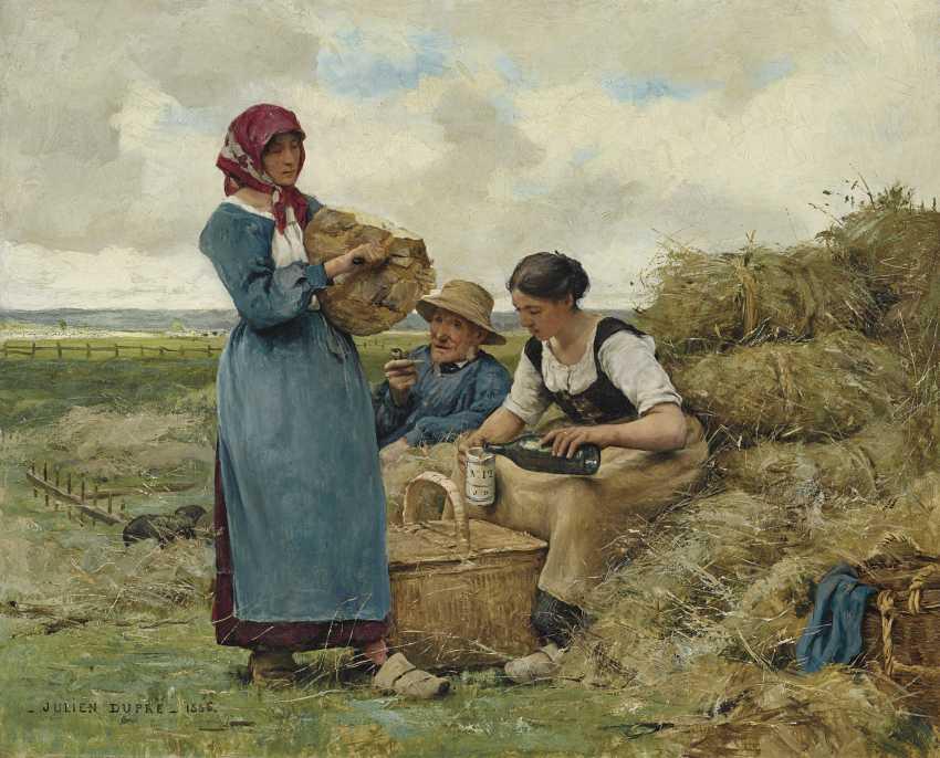 JULIEN DUPRÉ (FRENCH, 1851-1910) - photo 1