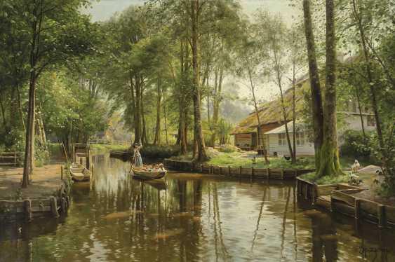 Peder Mørk Mønsted (Danish, 1859-1941) - photo 1