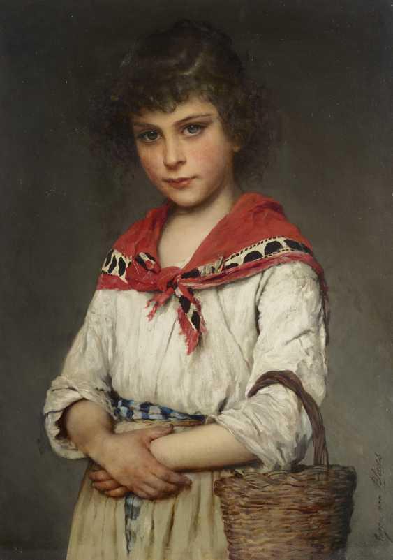Eugen von Blaas (Austrian, 1843-1931) - photo 1