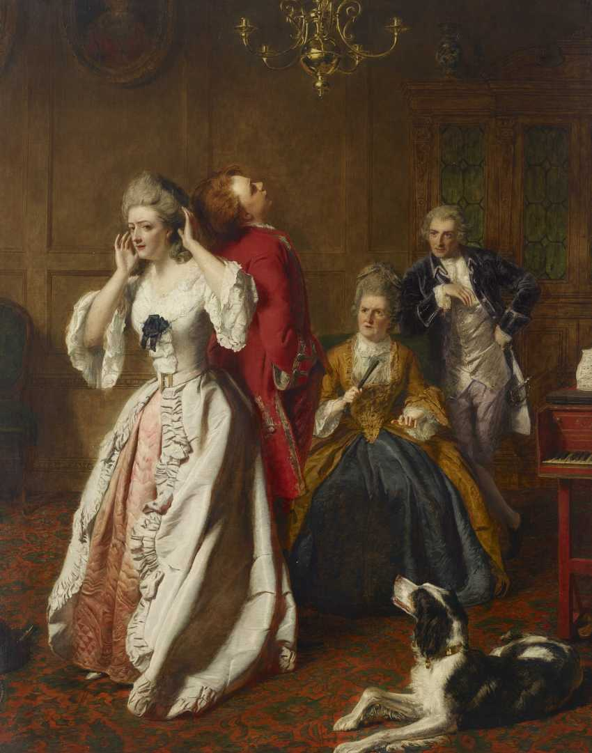 William Powell Frith, R.A. (British, 1819-1909) - photo 1