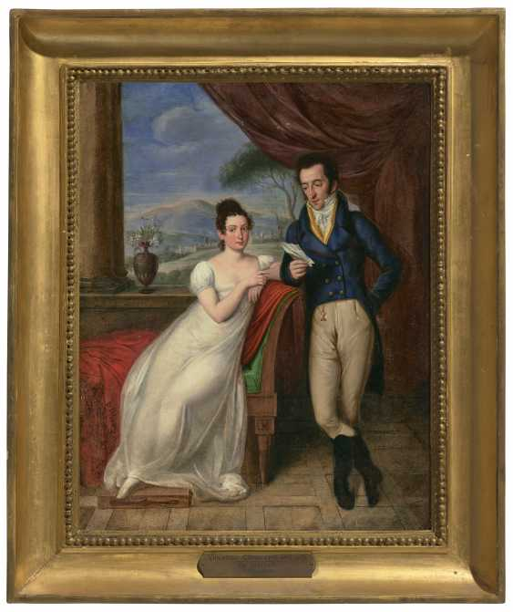 ATTRIBUTED TO MATILDE MALENCHINI (LIVORNO 1779-1858 FIESOLE) - photo 1