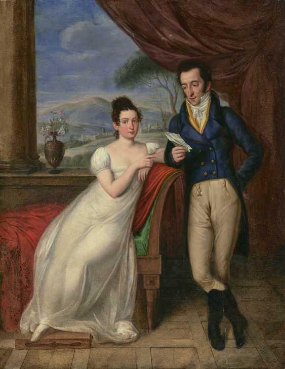 ATTRIBUTED TO MATILDE MALENCHINI (LIVORNO 1779-1858 FIESOLE) - photo 2