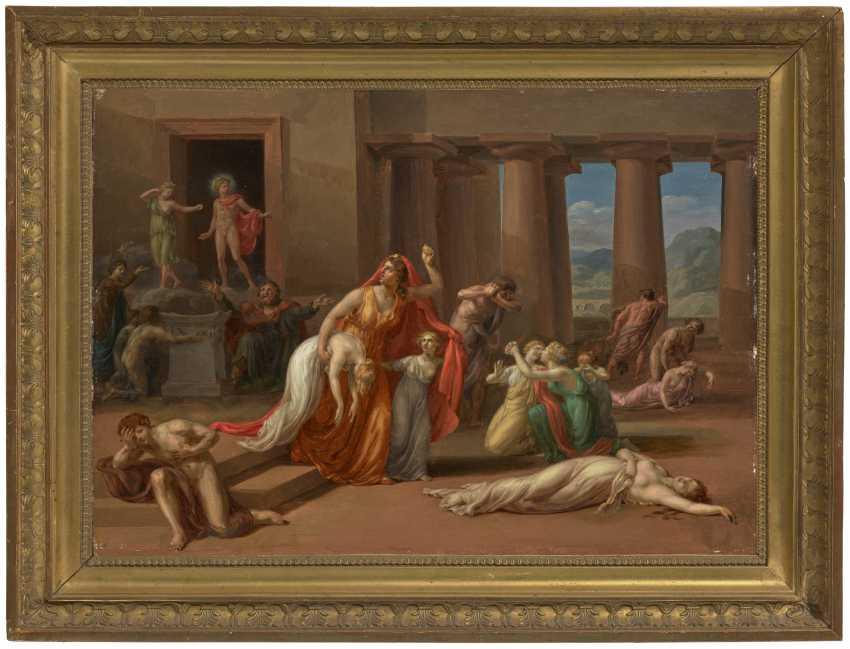 FRIEDRICH REHBERG (HANNOVER 1758-1835 MUNICH) - photo 1