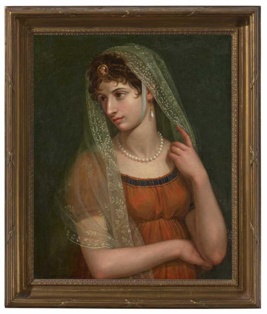 PIETRO BENVENUTI (AREZZO 1769-1844 FLORENCE) - photo 1