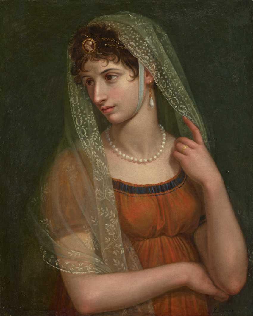 PIETRO BENVENUTI (AREZZO 1769-1844 FLORENCE) - photo 2