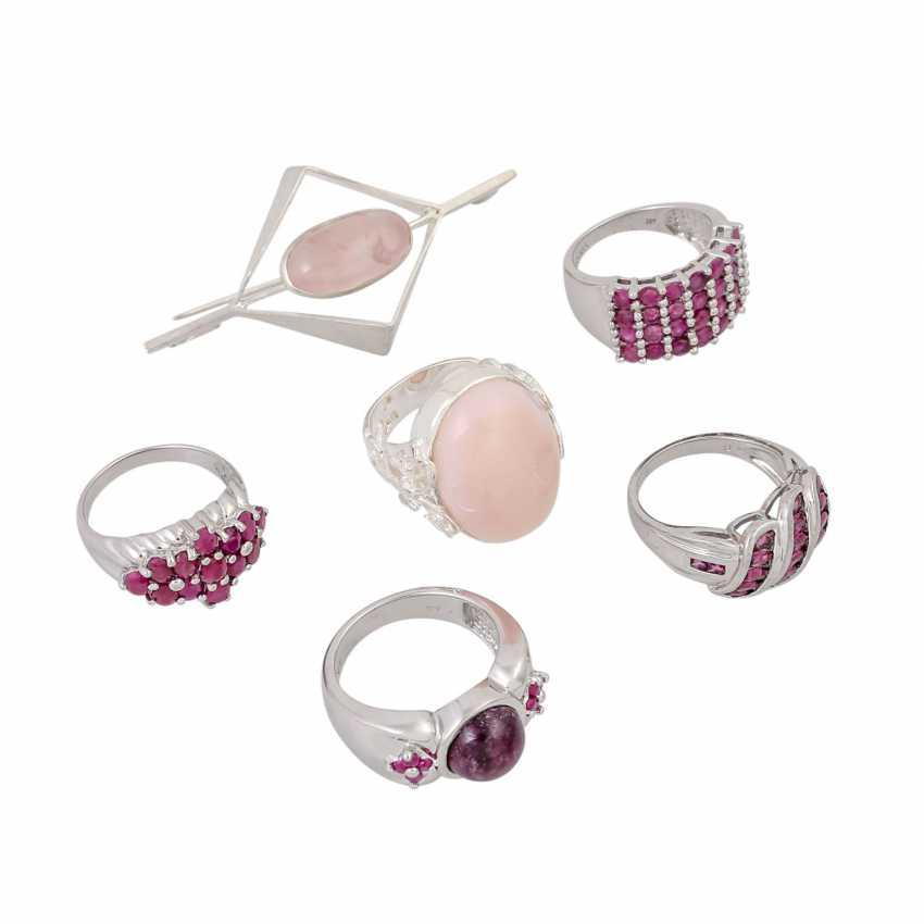 Jewelery bundle 9 pieces, - photo 3