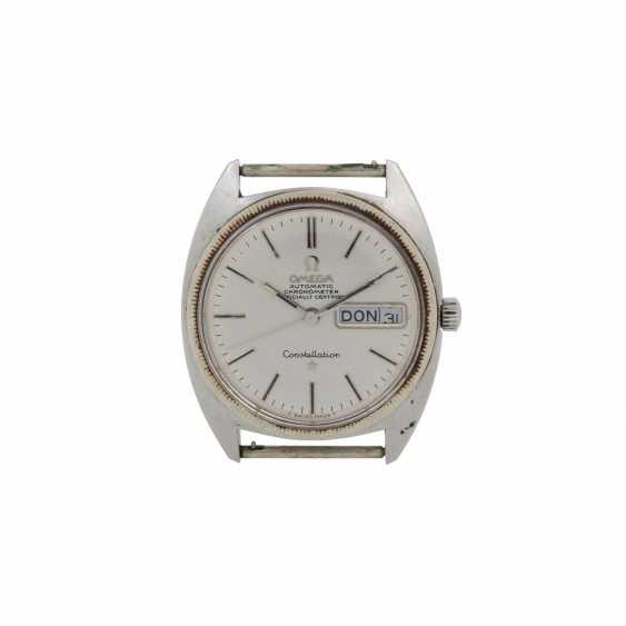 OMEGA Constellation DayDate. Wrist watch. - photo 1