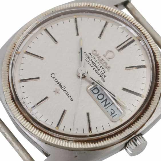 OMEGA Constellation DayDate. Wrist watch. - photo 4