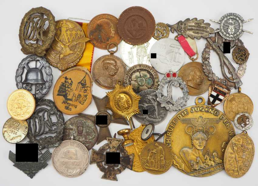 3rd Reich: Lot of awards. - photo 1