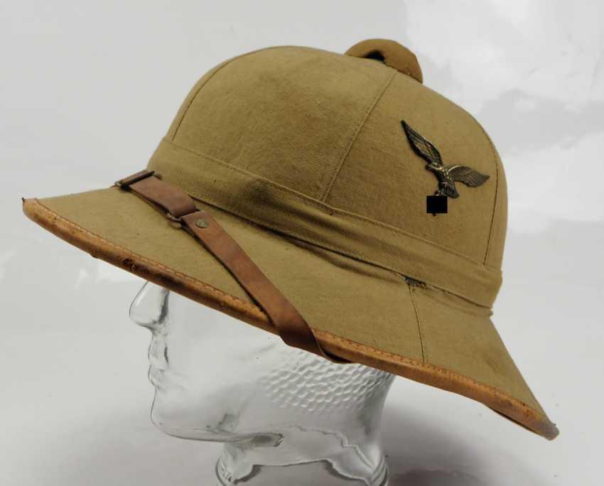 Luftwaffe: pith helmet. - photo 1