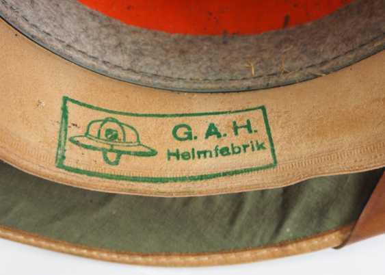 Luftwaffe: pith helmet. - photo 2