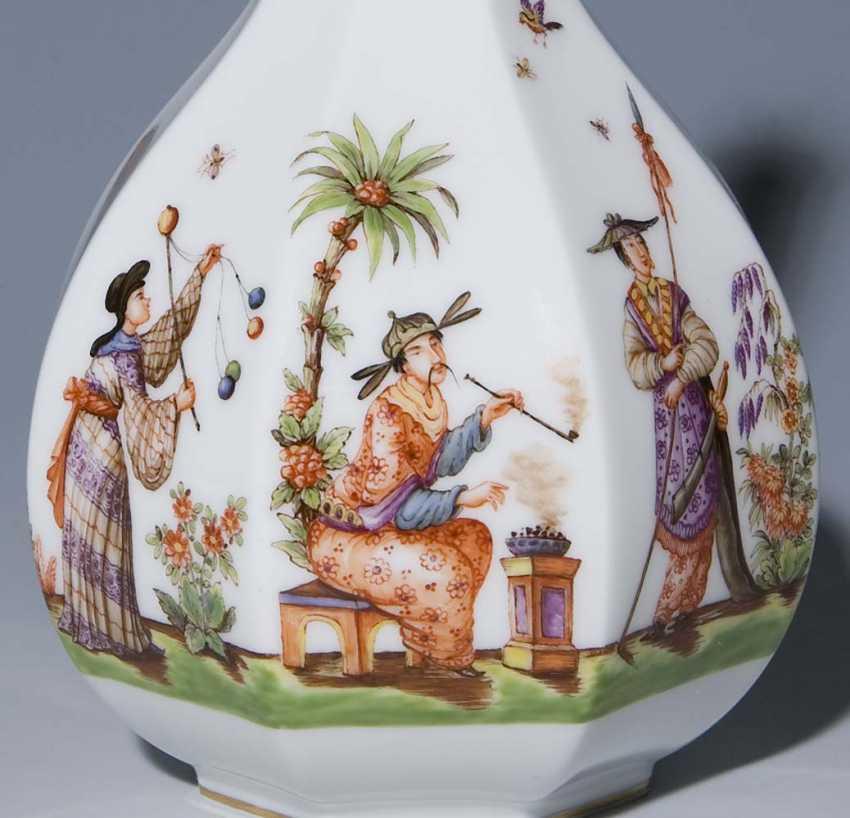 Chinoiserien-Sakeflasche - photo 2