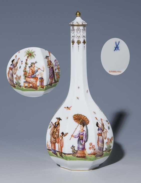 Chinoiserien-Sakeflasche - photo 1