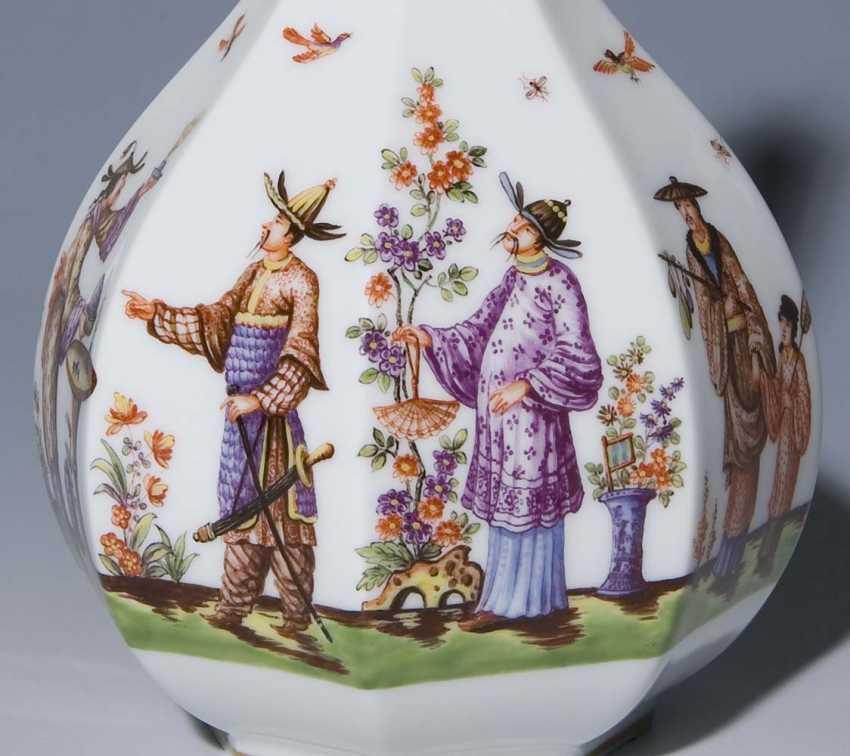 Chinoiserien-Sakeflasche - photo 4