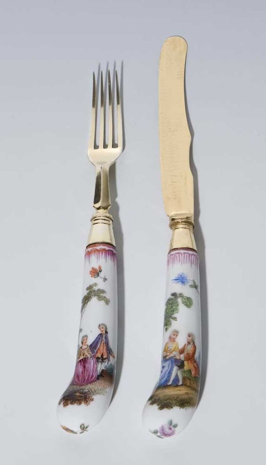 Baroque-Travel Cutlery.