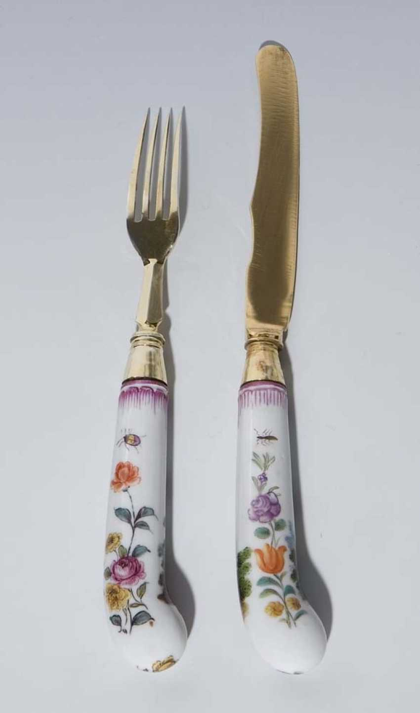 Baroque-Travel Cutlery. - photo 4