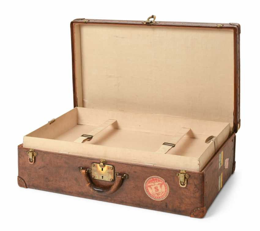 Lot 4156 Louis Vuitton Travel Bags From The Auction