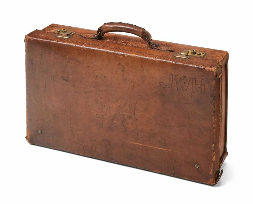 Lot 4164 Suitcase From The Auction Catalog Paintings