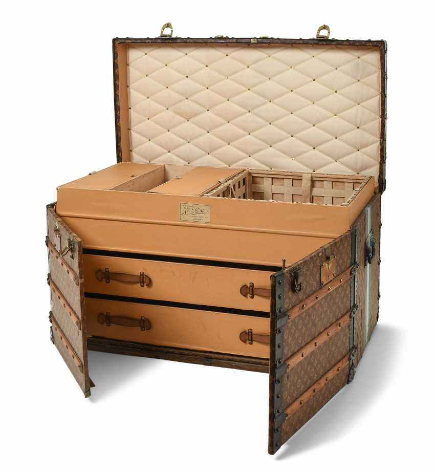 Louis Vuitton Chest Of Drawers Auction Catalog