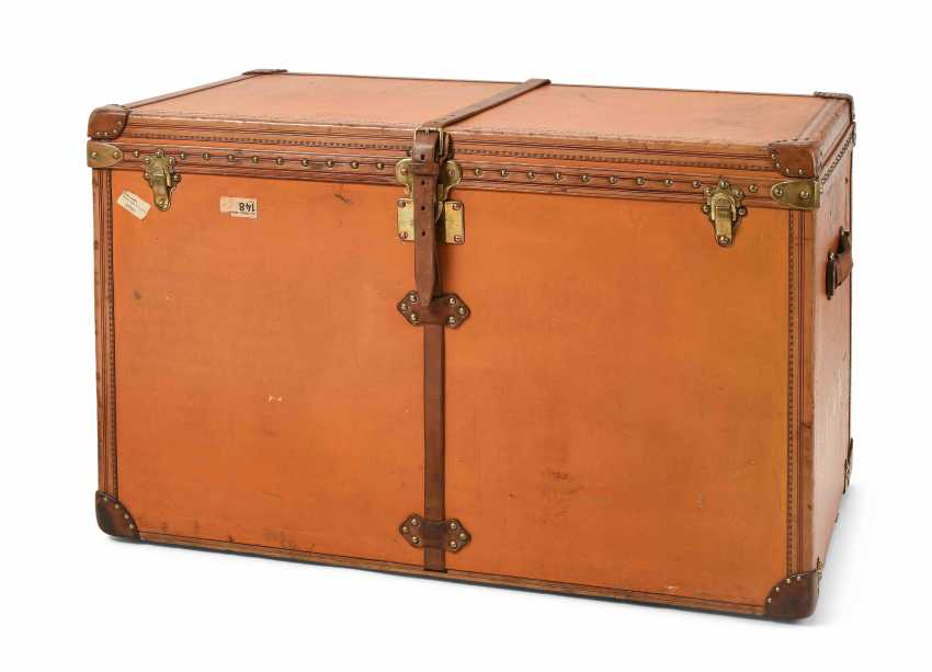 Auction Lot 4172 Louis Vuitton Malle Haute From The