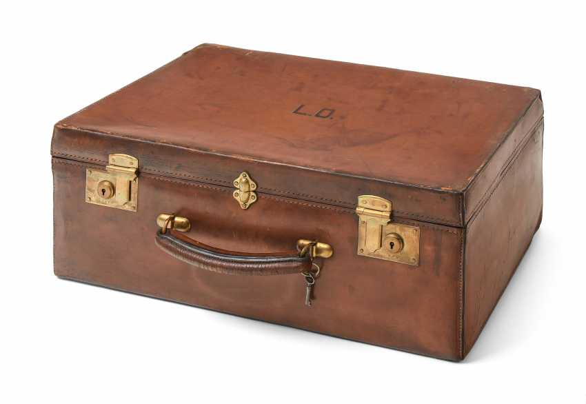 Auction Lot 4185 Suitcase From The Auction Catalog