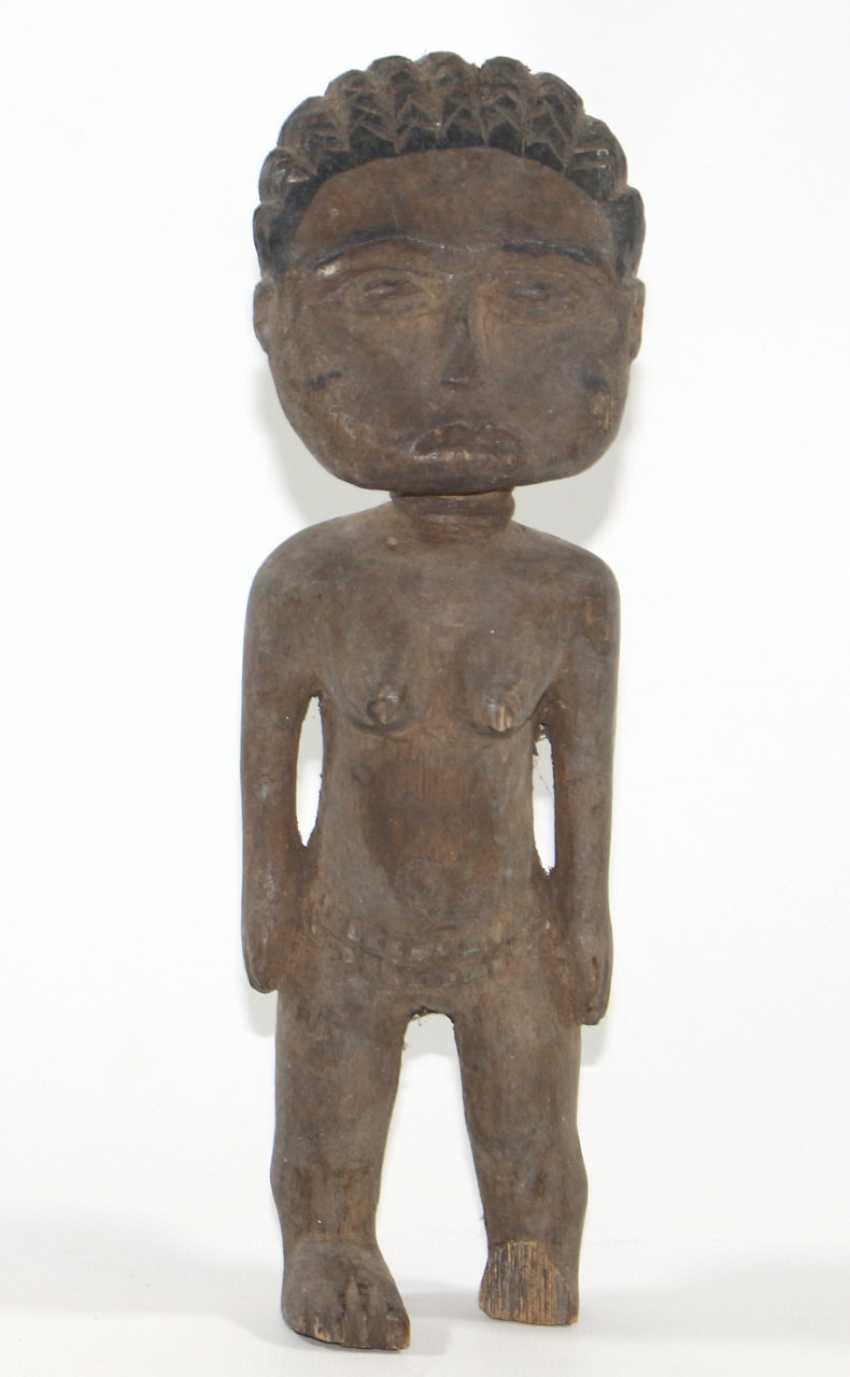 Akuaba doll Ashanti - photo 1