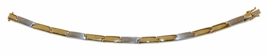 Bracelet 585 yellow gold - photo 1