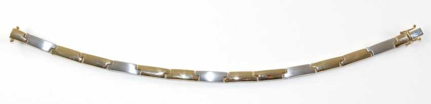 Bracelet 585 yellow gold - photo 2