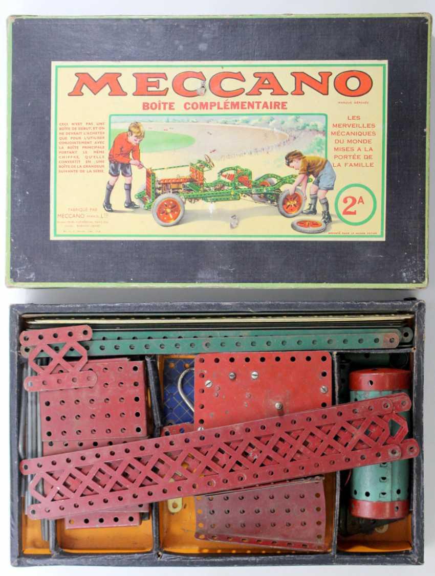 Meccano Baukästen - photo 2