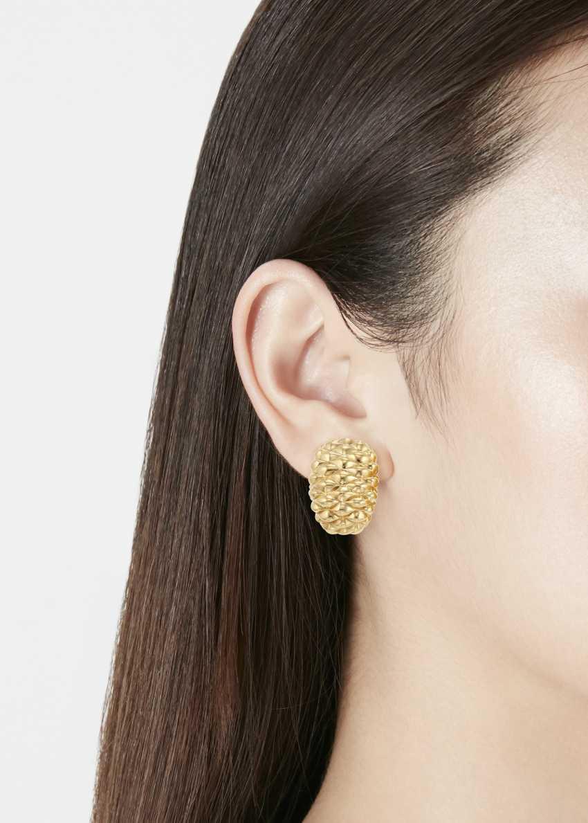 GOLD EARRINGS - photo 2