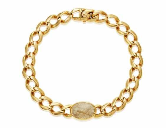THREE BULGARI GOLD, DIAMOND AND MULTI-GEM BRACELETS - photo 4