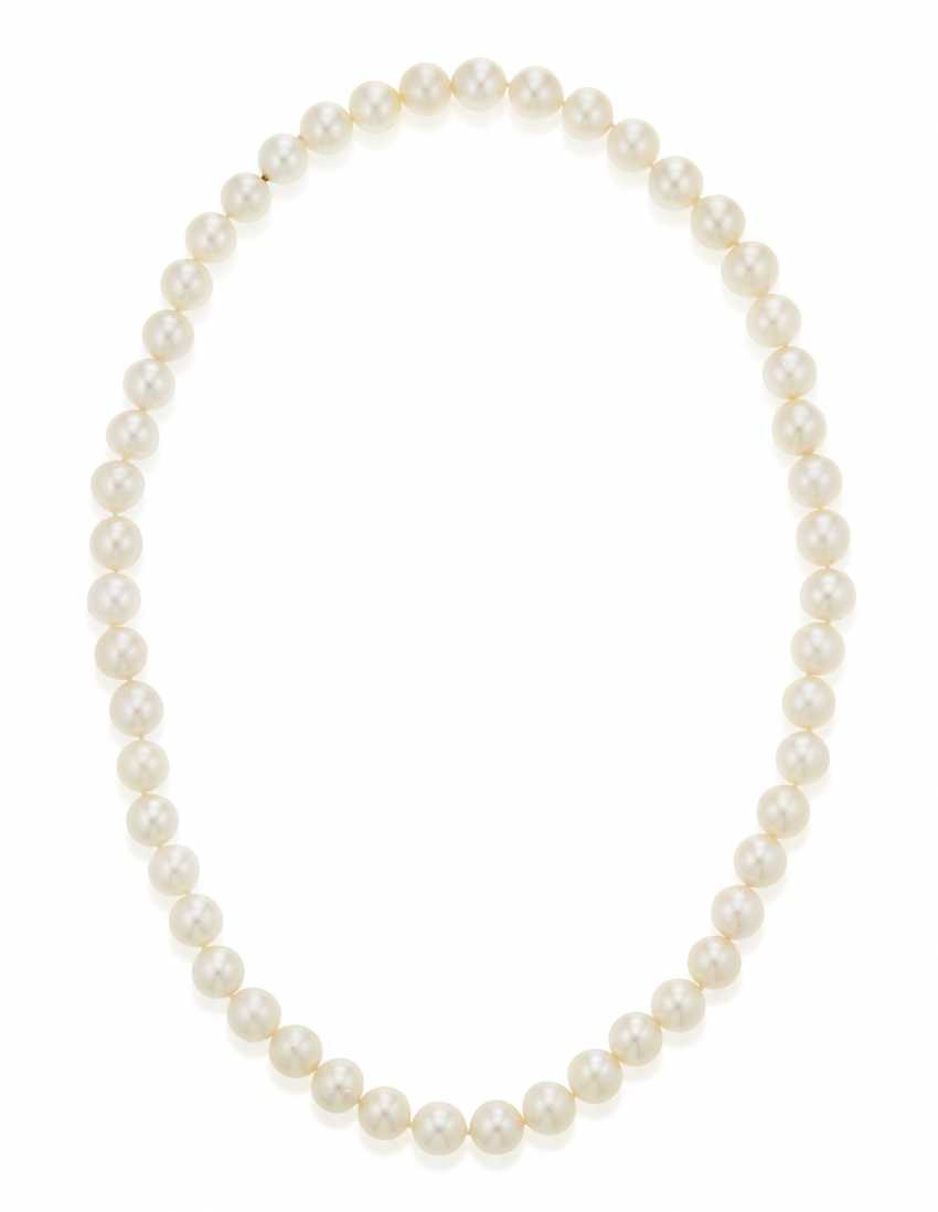 CULTURED PEARL NECKLACE - photo 3