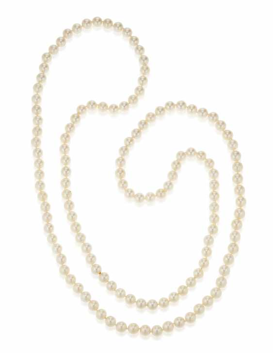 CULTURED PEARL NECKLACE - photo 4