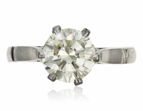 DIAMOND RING - photo 1