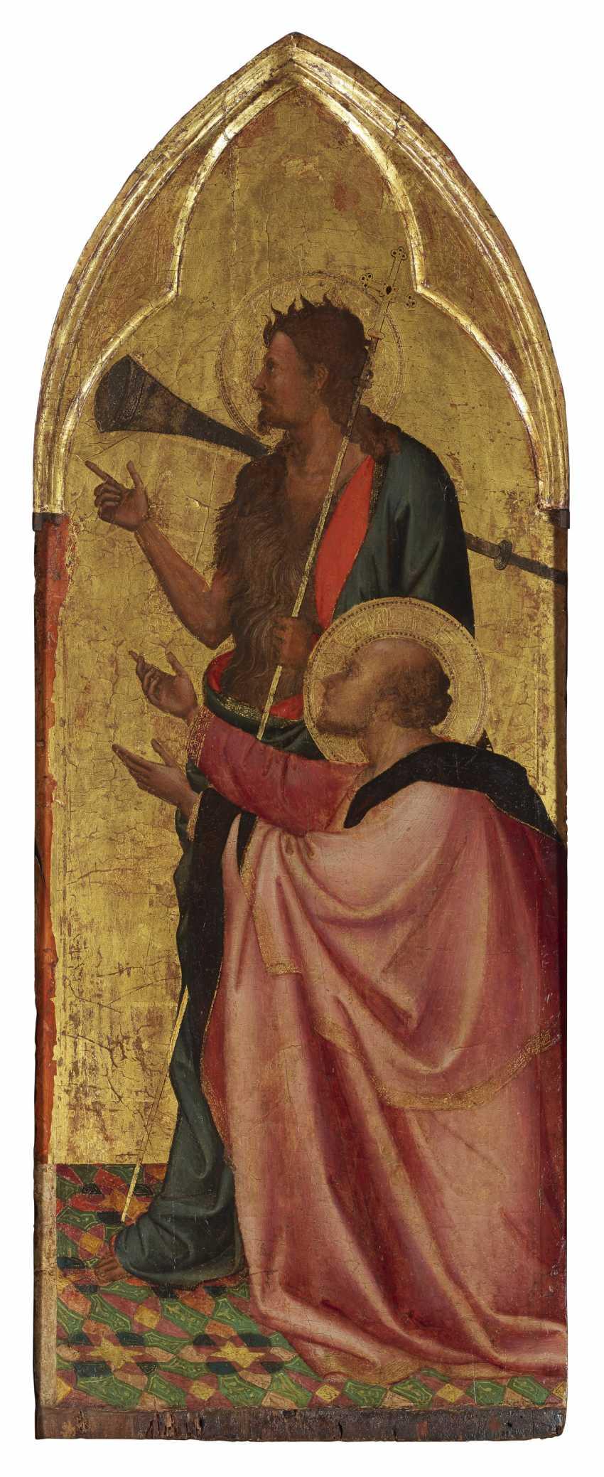 ATTRIBUTED TO BERNARDO DADDI (ACTIVE FLORENCE, C. 1320-1348) - photo 1