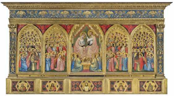 ATTRIBUTED TO BERNARDO DADDI (ACTIVE FLORENCE, C. 1320-1348) - photo 4