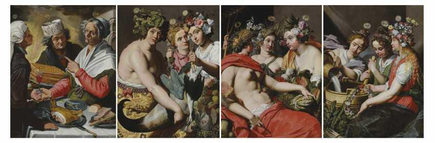 ABRAHAM JANSSENS (ANTWERP C. 1575-1632) AND STUDIO - photo 1