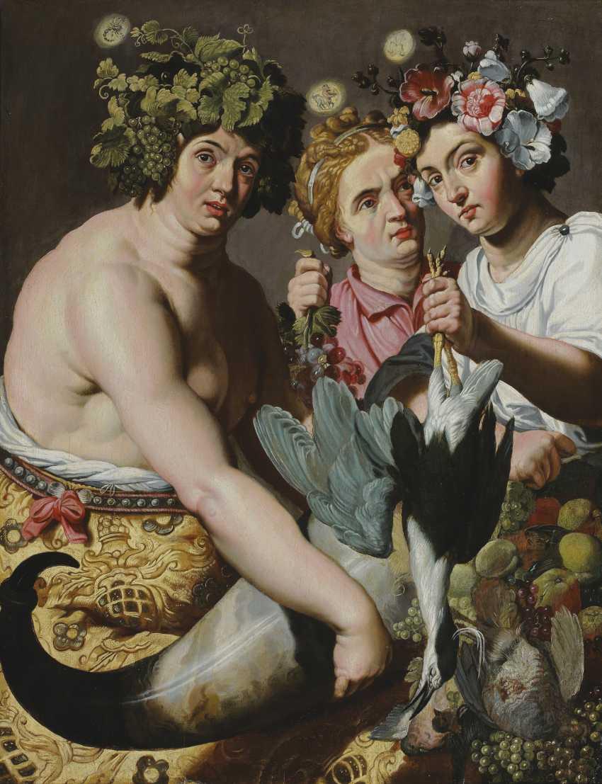 ABRAHAM JANSSENS (ANTWERP C. 1575-1632) AND STUDIO - photo 2