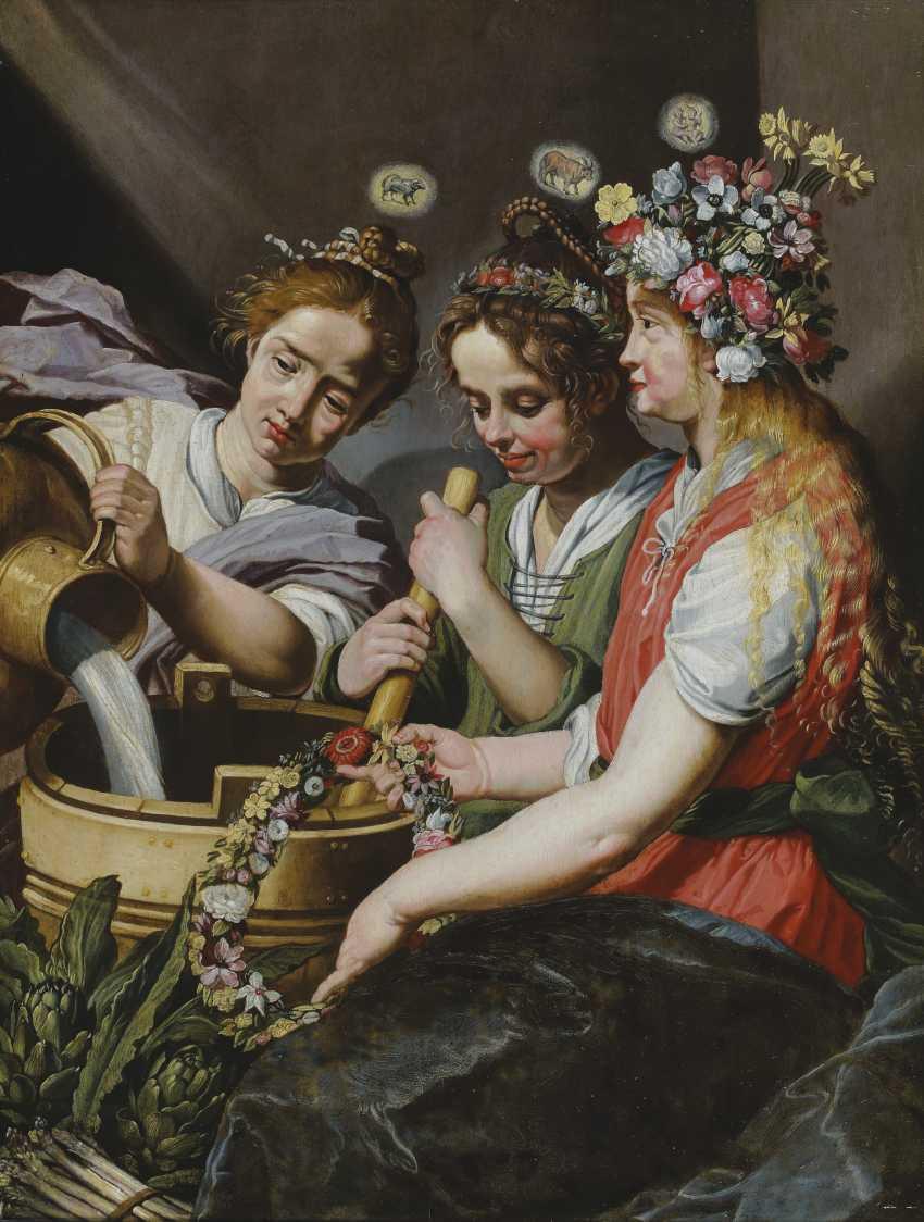 ABRAHAM JANSSENS (ANTWERP C. 1575-1632) AND STUDIO - photo 3