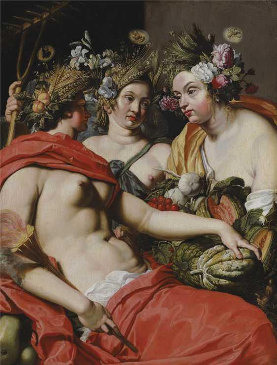 ABRAHAM JANSSENS (ANTWERP C. 1575-1632) AND STUDIO - photo 4