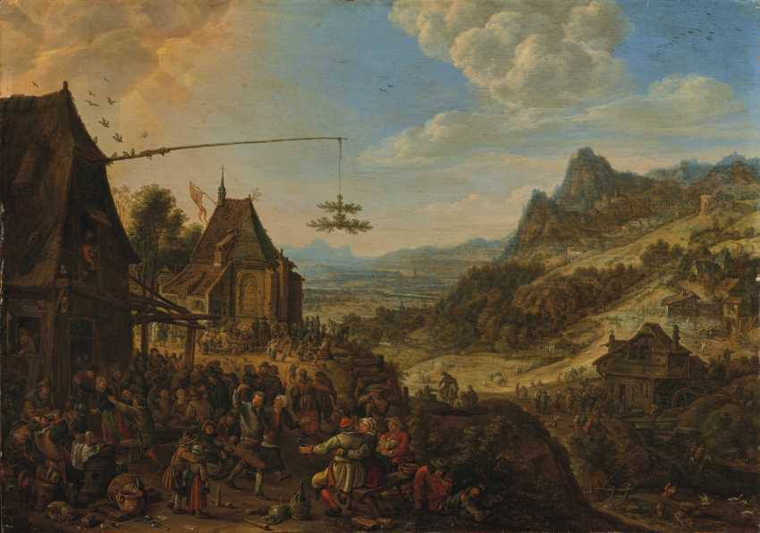 HERMAN SAFTLEVEN (ROTTERDAM 1609-1685 UTRECHT) - photo 1