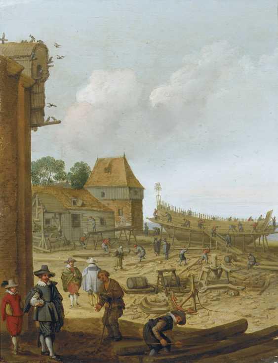 HERMAN SAFTLEVEN (ROTTERDAM 1609-1685 UTRECHT) - photo 3