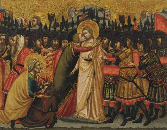 MASTER OF THE SAN BARTOLOMEO TRIPTYCH (ACTIVE URBINO, END OF THE 14TH CENTURY AND EARLY 15TH CENTURY) - photo 1