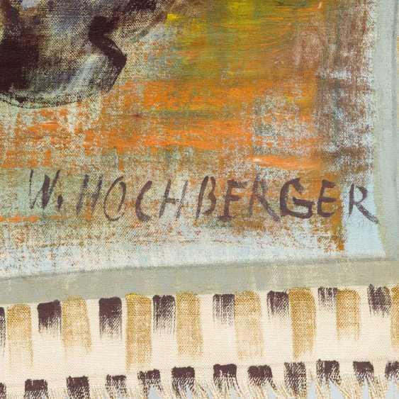 """HOCHBERGER, W. (artist 20th century), """"Oriental lion hunt"""", - photo 2"""