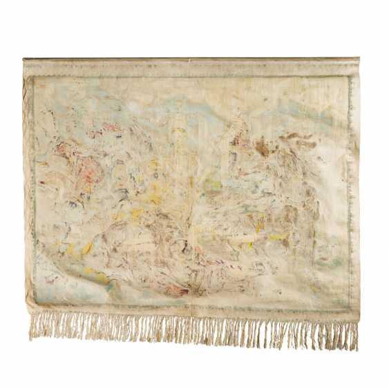 """HOCHBERGER, W. (artist 20th century), """"Oriental lion hunt"""", - photo 3"""