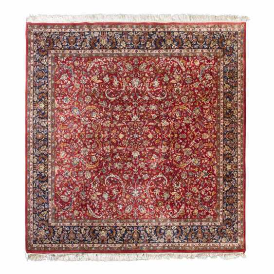 Oriental carpet. 20th century, 258x246 cm - photo 1